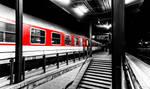 The last train home by lg-studio