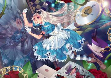 Oh my Alice... by FCNart