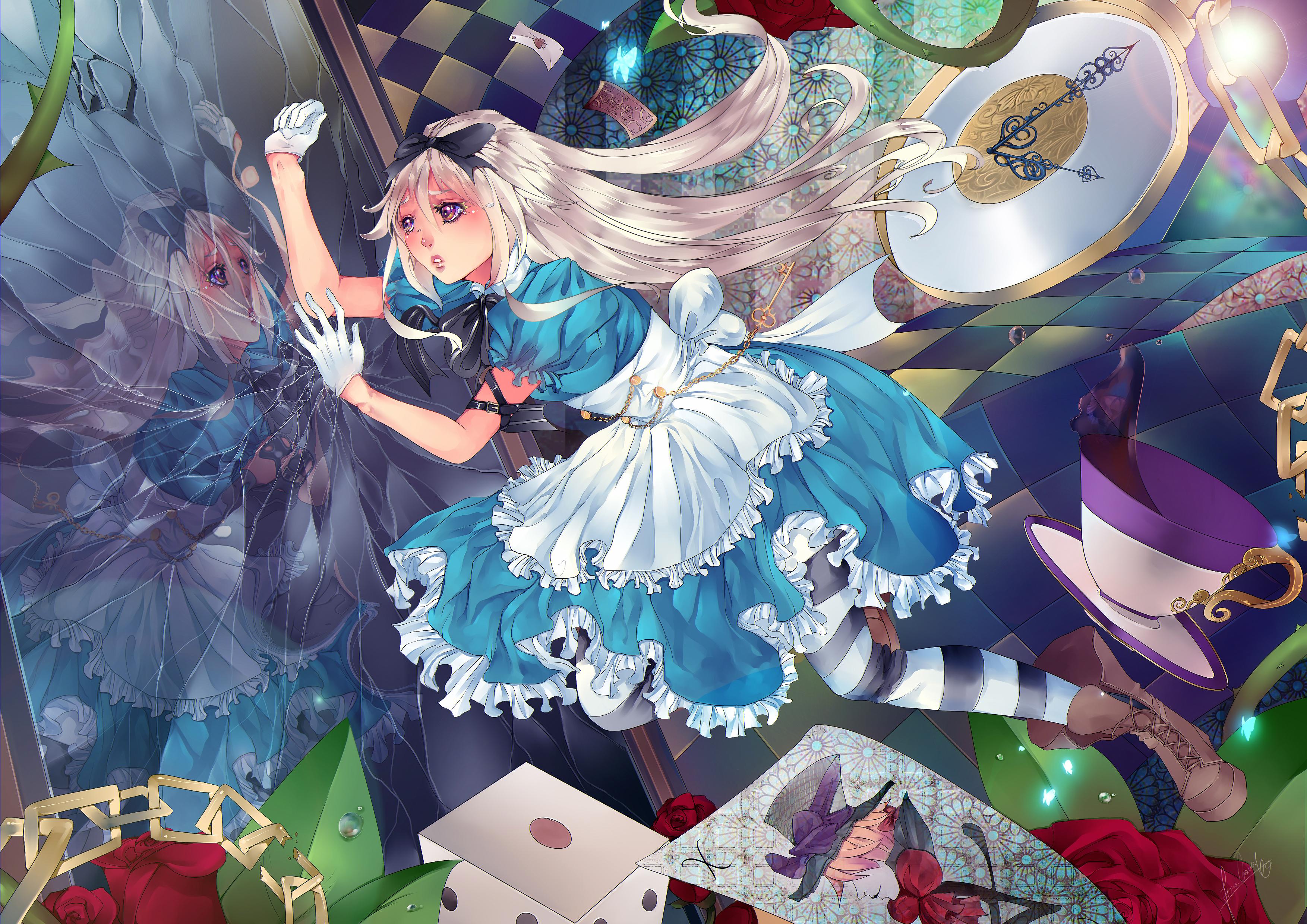 Oh my Alice... by FionaCanajART