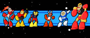 MM1: Robot Masters