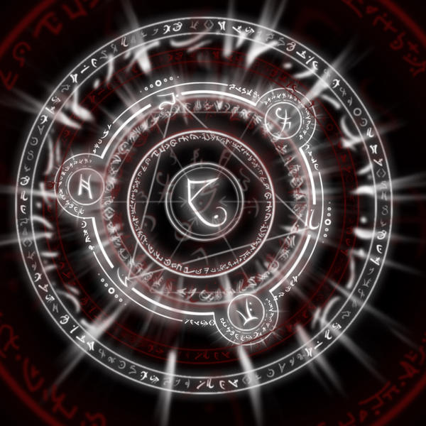 Arcane Circles. by ZeplinQueen on DeviantArt