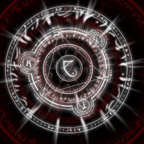 Arcane Circles. by ZeplinQueen