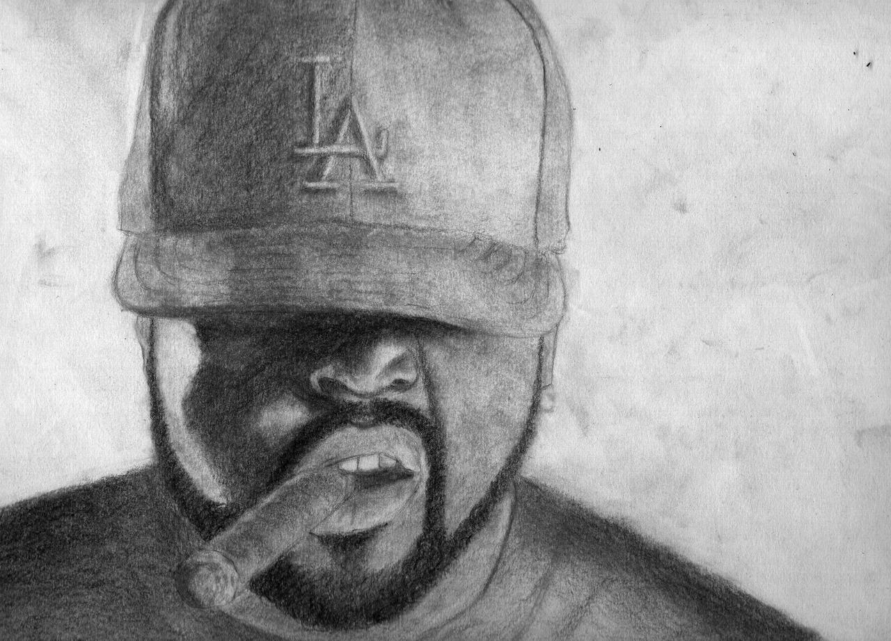 Ice Cube by FinnViking on DeviantArt