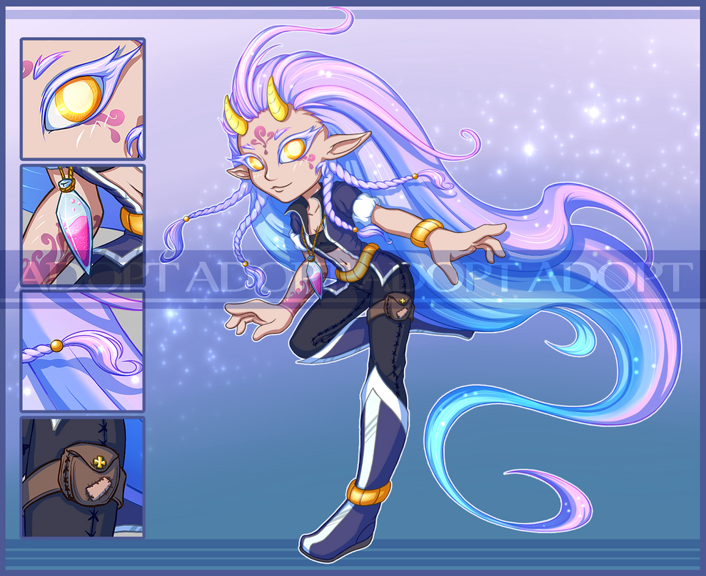 Adopt: Twilight Shine [Auction CLOSED] by Yochanan-dreamer