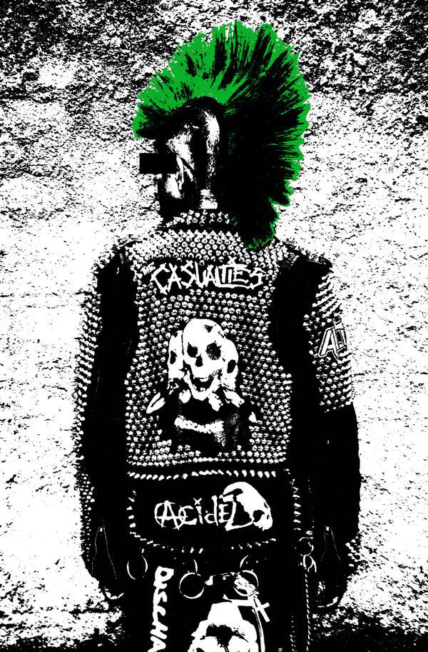 V For Vendetta Mask Stencil Nauj (Chäosn&#228...