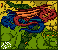 dragons realm by ServantofEntropy