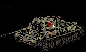 PzKpfw VI Tiger (P) by ServantofEntropy
