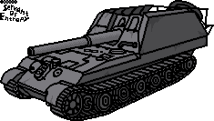 G.W. Tiger by ServantofEntropy