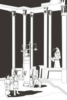 Judgement of the Dead line