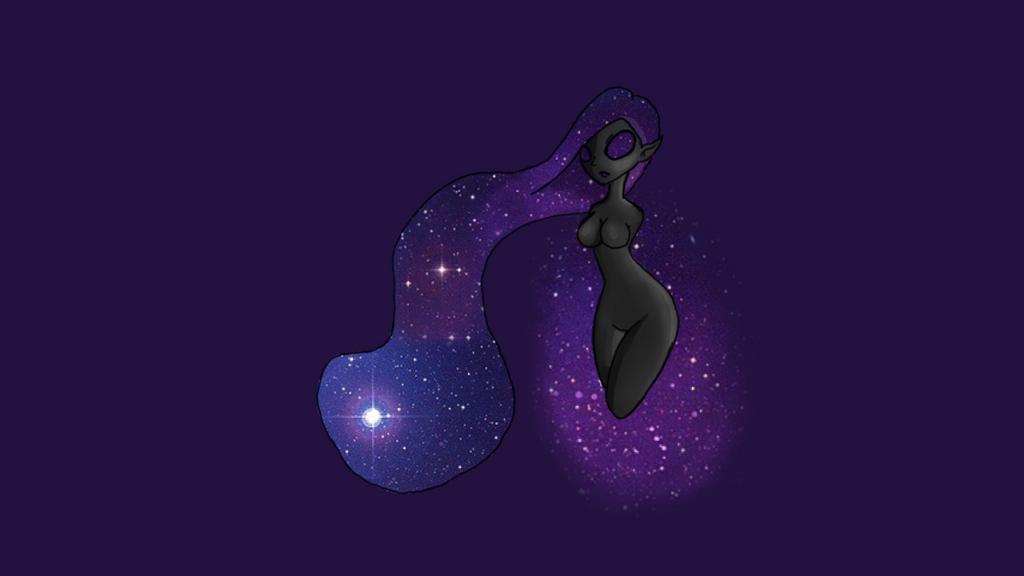 Galaxy by FlamingRedZombie