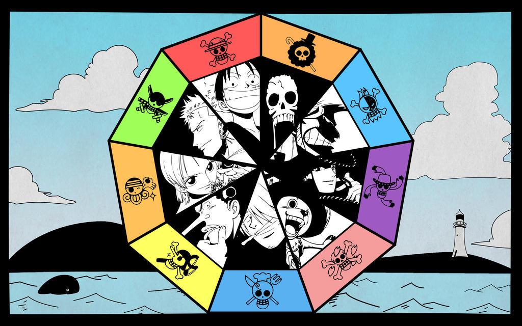 One Piece Wallpaper- Zodiac