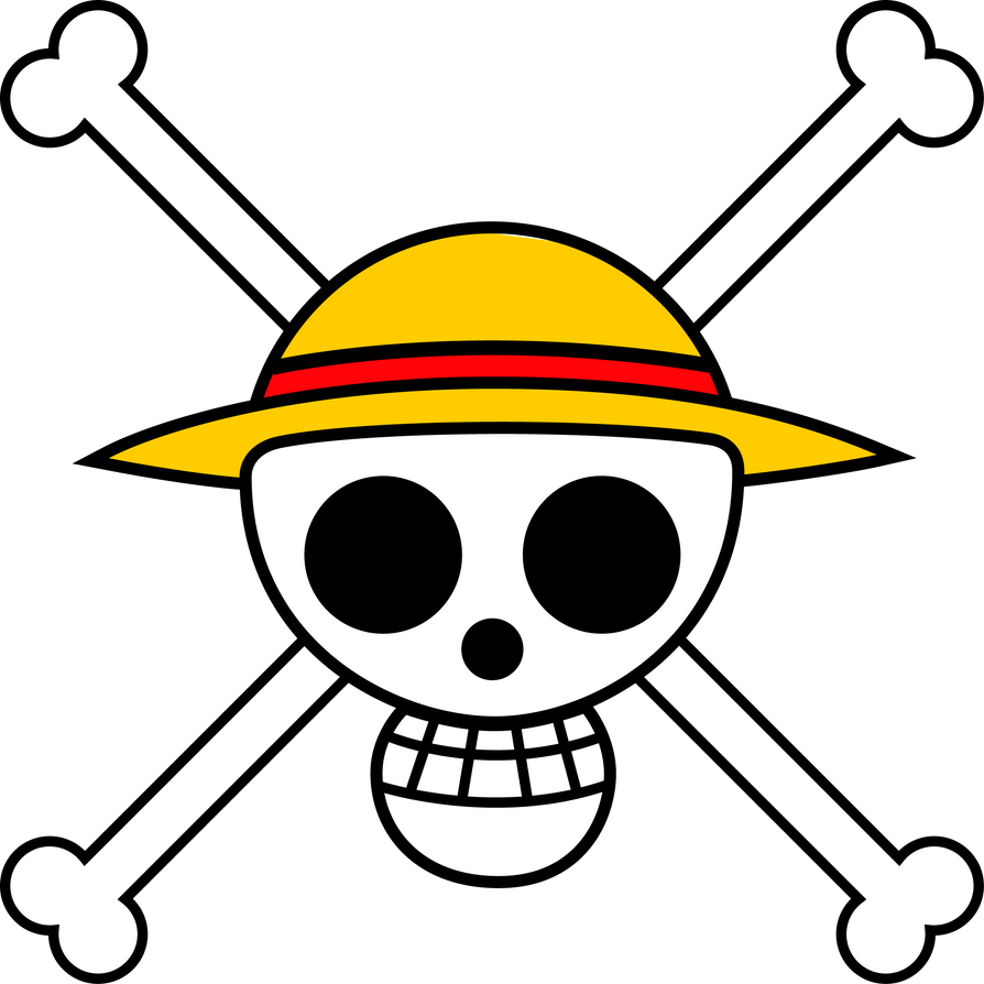 Strawhat Sail Flag. by zerocustom1989 on DeviantArt