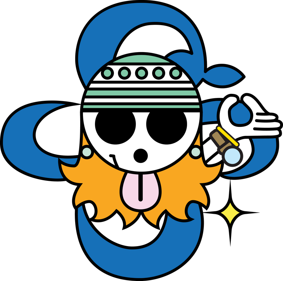 Nami flag symbol timeskip by zerocustom1989 on deviantart - One piece logo zoro ...