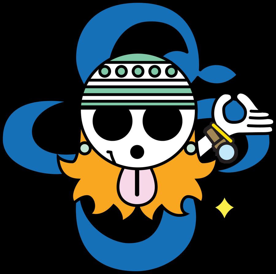 Nami Flag Symbol - Timeskip by zerocustom1989
