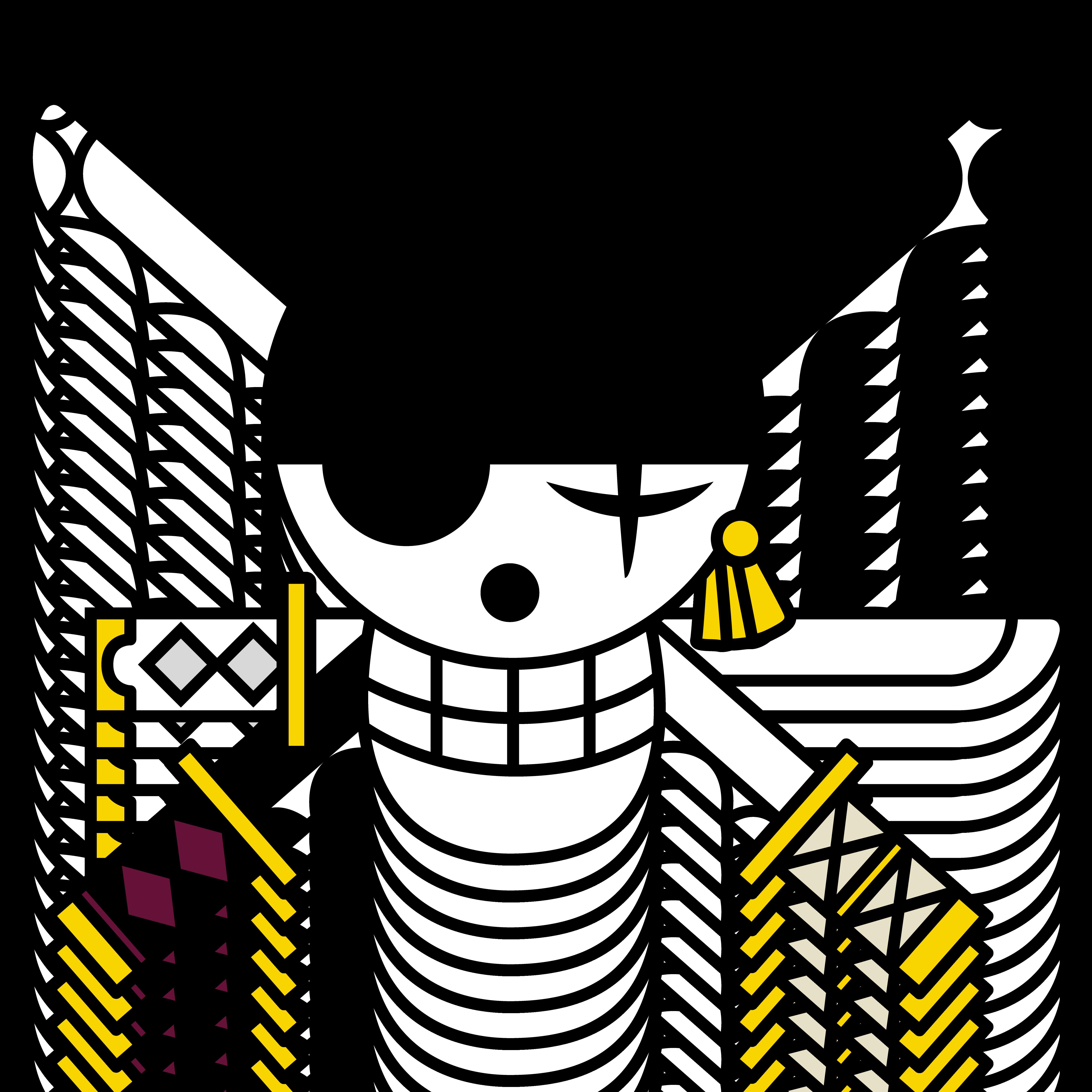 Zoro Flag SYmbol -Timeskip by zerocustom1989