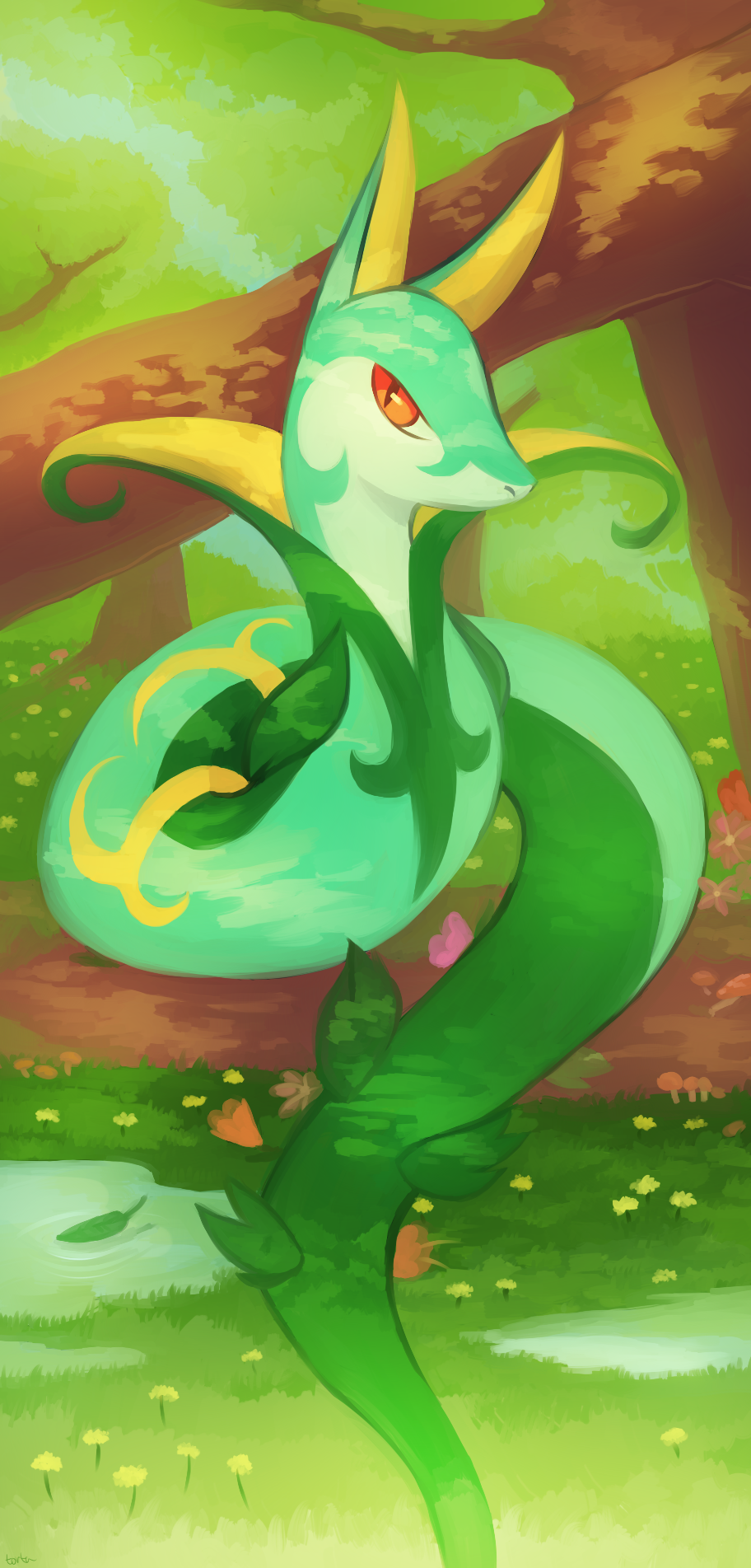 Serperior by tortaviso