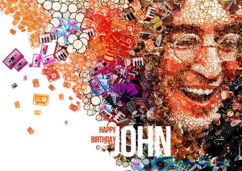 Happy Birthday John !