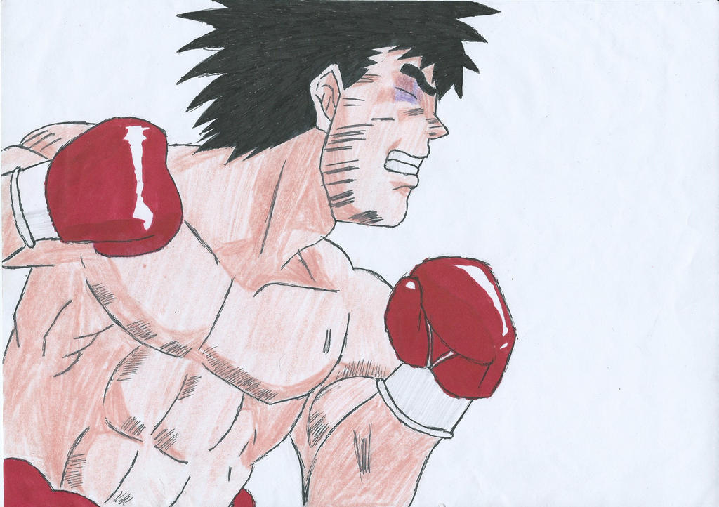Ippo by Dresdiin
