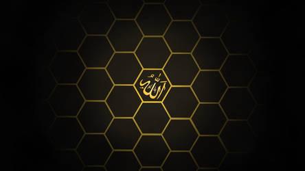 Zikir Hexagon by CresentXav