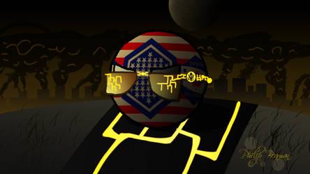 USA to the Future! by CresentXav
