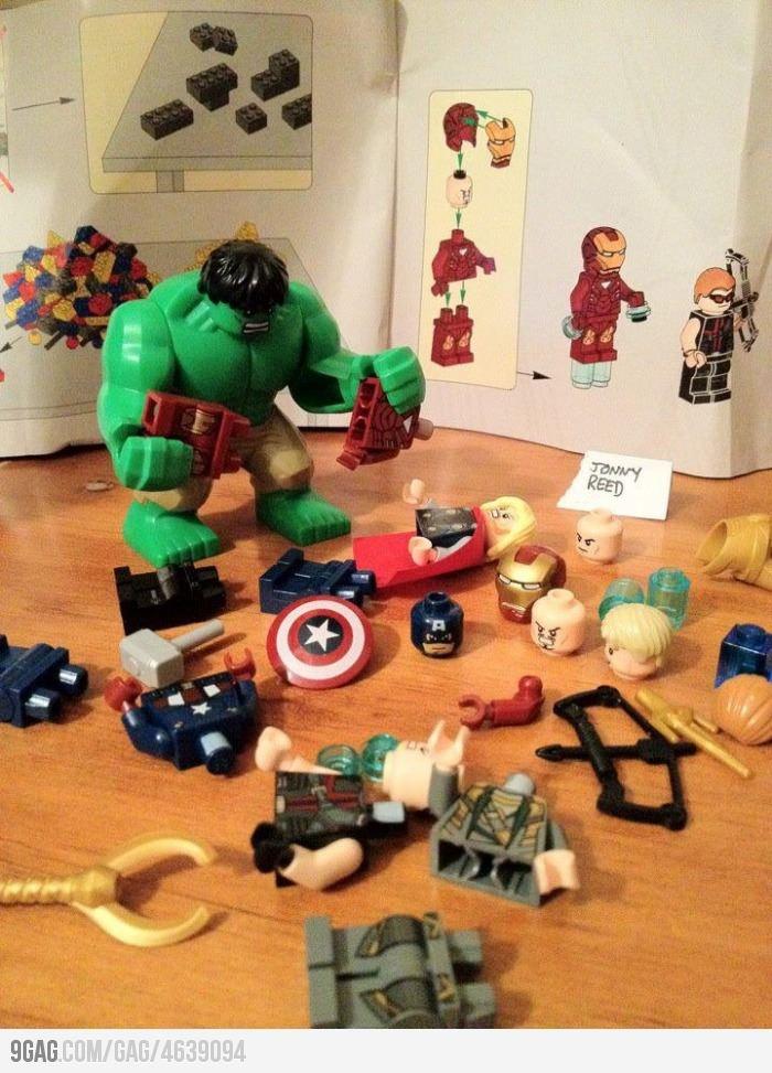 Avengers Assemble? by thebestshehulkfan
