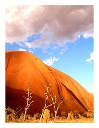 Ayers Rock by sugardealer