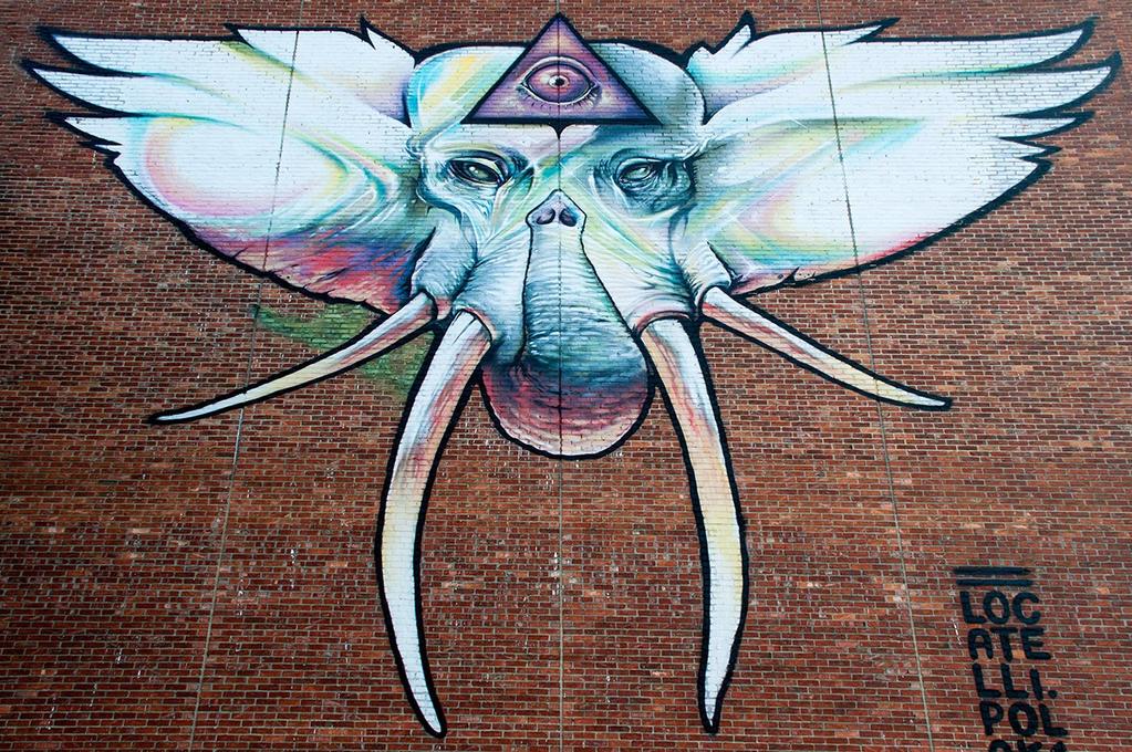 Graffiti by mvanhoof