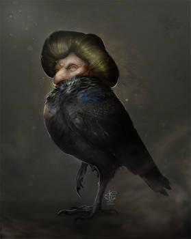 Yubaba's Bird (Yu-Bird)