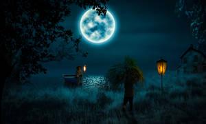 Fantasy Manipulation - Digital art Photoshop