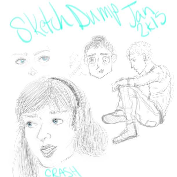 sketch dump jan 2k15 by crashmypartyhard