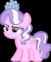 Diamond Tiara Vector (My Little Pony: FIM) by PonyEngineer