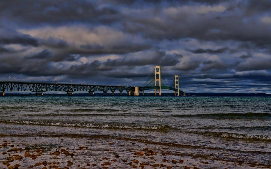 mackinac bridge 2011
