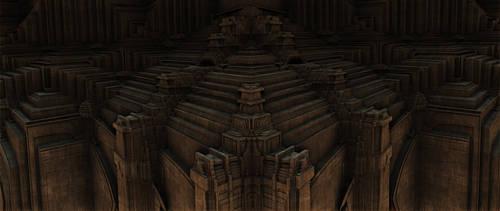 Alien Cities Kings by eddyhaze