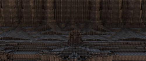 Alien cities southside by eddyhaze