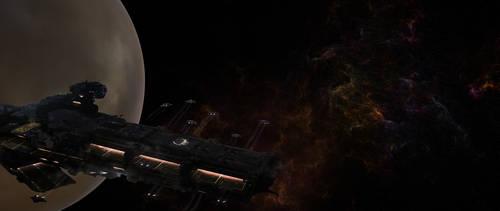 Space Apo 2 by eddyhaze