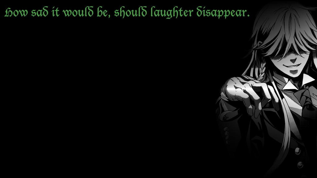 black butler wallpaper   undertaker by fantasiesfuture dag6jes