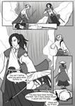 Waterfall comic, page two