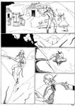 Five page comic - page one