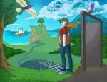 Contest Entry: Daydream World