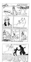 16-Hour Comic Part 1