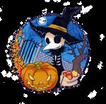 A Bonebird Halloween