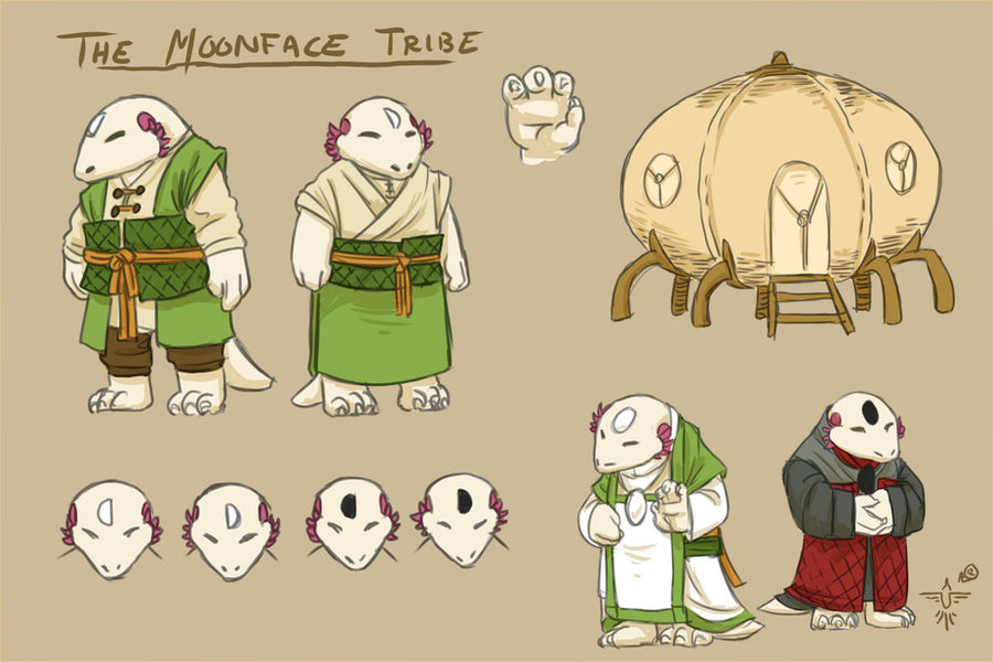 The Moonface Tribe