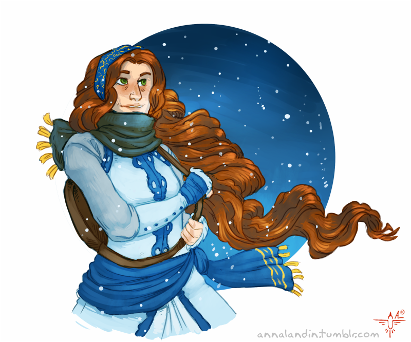 The Frozen Sea - 2014 Christmas Calendar by smokewithoutmirrors