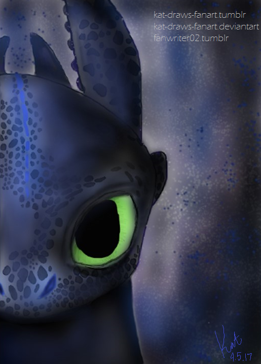 how to draw alpha toothless
