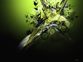 Wallpaper 'Toxic' by ISlapU