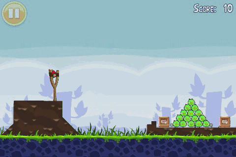 Angry Birds by TheMonokono