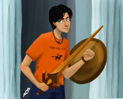 Percy Jackson by realgoodpizza