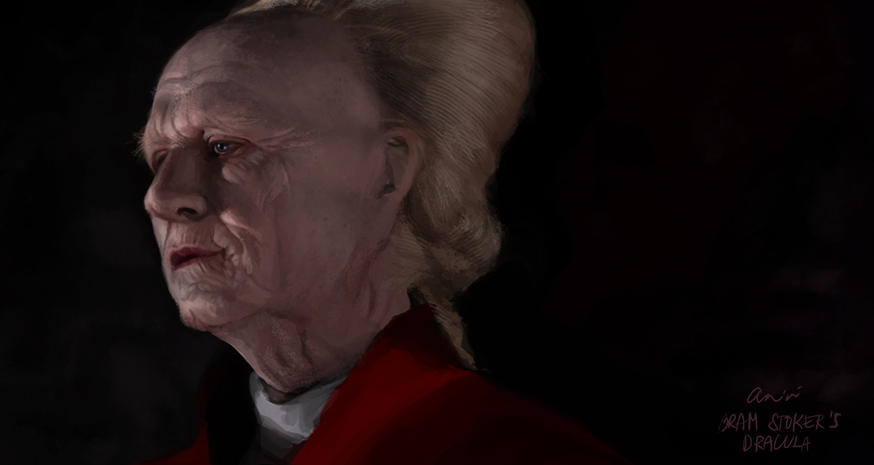 Study: Bram Stoker's Dracula