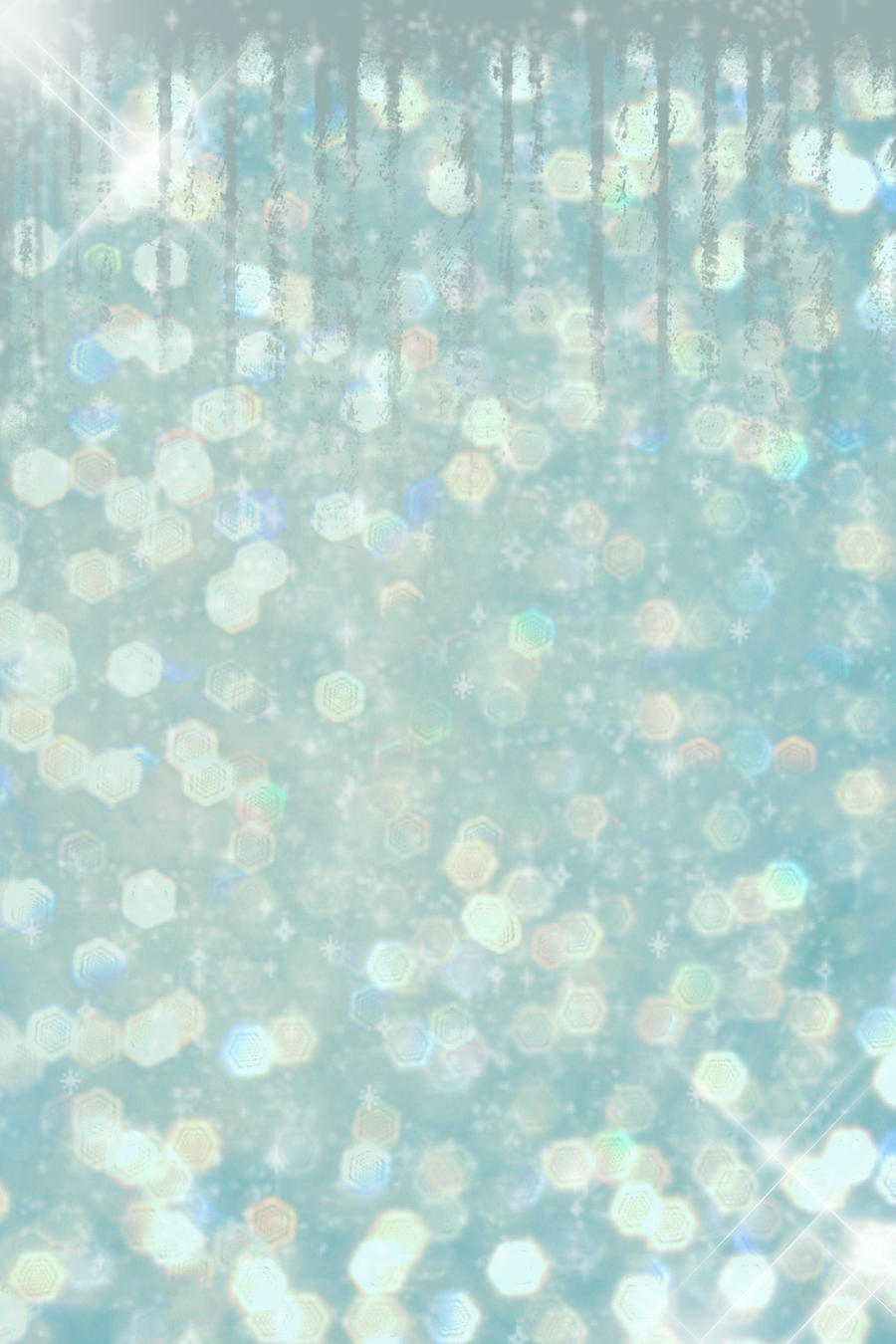 Wintery Custom Box Background by randomribbons