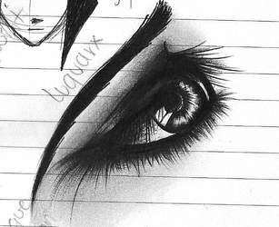 Sketch Eye2... by RENHEARTLESS
